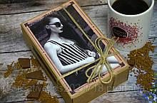 Шоколадный набор с фото (на 60 шоколадок) - изготовление 3-5 раб.дней