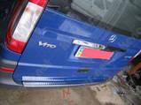 Хром накладки на задний бампер Mersedes Vito W 639, фото 3