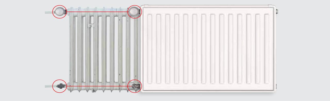 Радиаторы VOGEL NOOT MODERNIZATION (стальные панельные)
