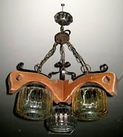 Люстра на 3 лампочки