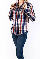 Женская рубашка Montana в клетку