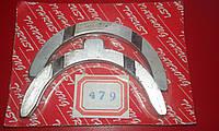 Полукольца коленвала (комплект 4шт.) Geely CK E020301601-701