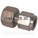 Cоединение стояка с измерительным прибором, 6104, фото 2