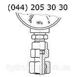 Cоединение стояка с измерительным прибором, 6104, фото 3