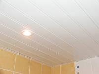 Реечный потолок сист.  цвет  Белый