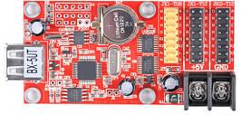 Контроллер BX-5UT (USB)для бегущей строки, LED панелей