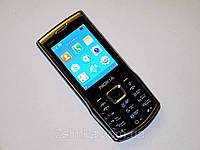 """Телефон Nokia d500 - 2sim - 2,4"""" - Fm - Bt - Camera - металлический корпус, фото 1"""