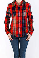Рубашка женская в клетку Montana