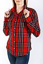 Рубашка женская в клетку Montana, фото 5
