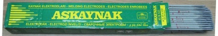 Электроды сварочные ASR 143 2 мм (2,10 кг) ASKAYNAK (Турция)