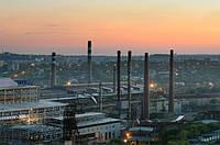 В Донецке остановлен еще один завод из-за блокады Донбасса