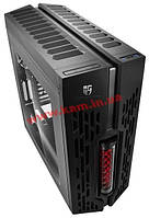 Корпус Deepcool GENOME Middletower с СВО(3 PWMвент), без БП ATX/ mATX/ mITX черный/ (Genome II Red)