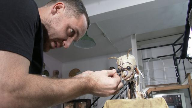 Как звери-роботы наблюдают за дикими животными: опубликовано видео