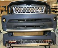 Комплект Body Kit обвес Autobiography Range Rover Sport 2010 - l Рендж Ровер Спорт Боди-кит (Обвес)