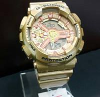 Casio G-Shock Gold GMA-S110GD-4A2, фото 1