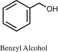 MultiChem. Бензиловий спирт, 1 кг. Бензиловый спирт.