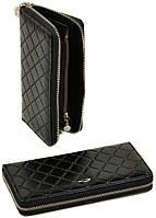 Женский кожаный кошелек Cossroll на молнии Отличное качество, фото 1