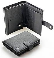 Мужской кожаный кошелек портмоне правник Sergio Torretti, фото 1