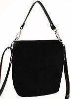 Женская замшевая сумка клатч планшет , фото 1