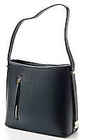 Женская кожаная сумка клатч планшет каркасный Gallantry пр-во Польша, фото 1