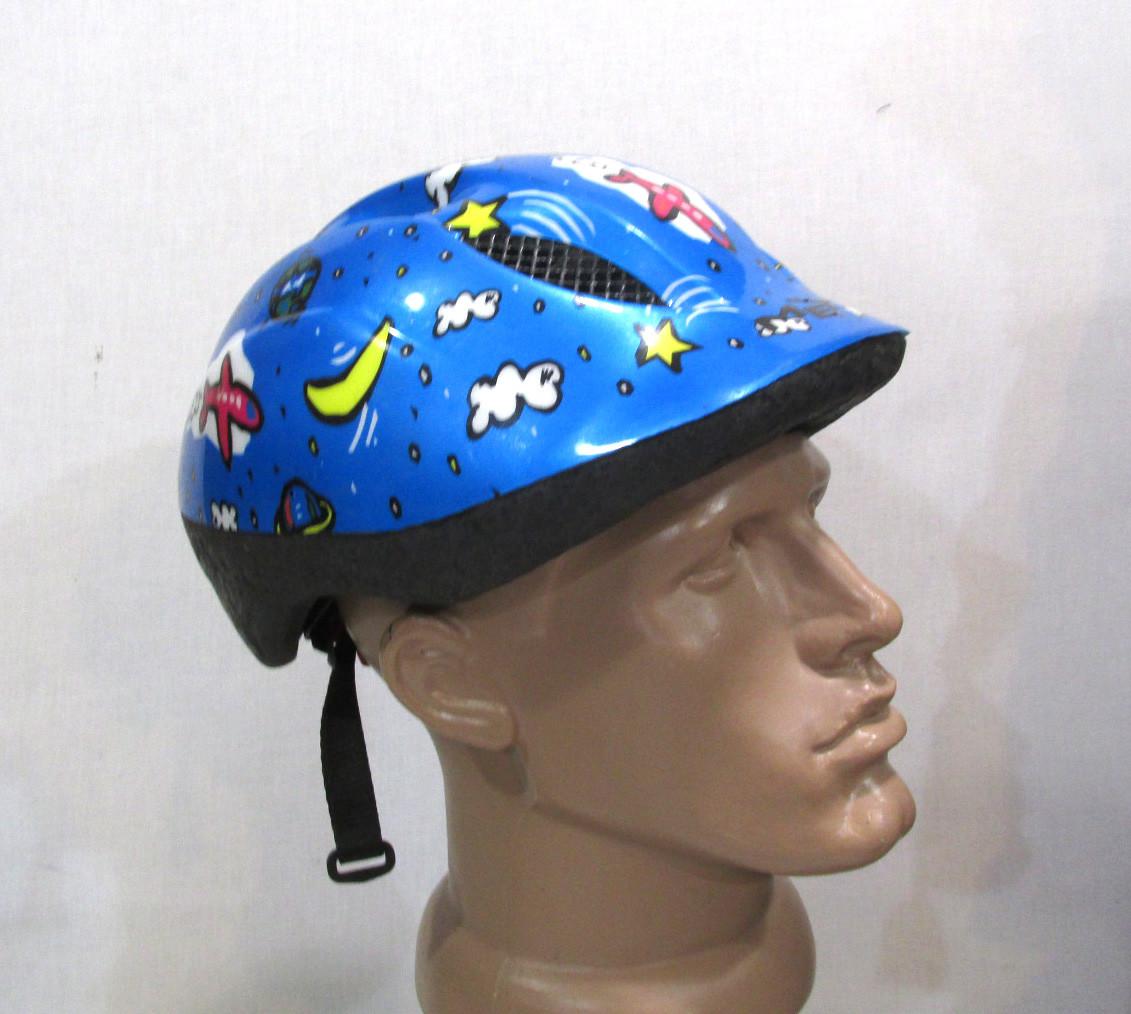 Шлем подростковый MET, 52-57 см, Отл сост!