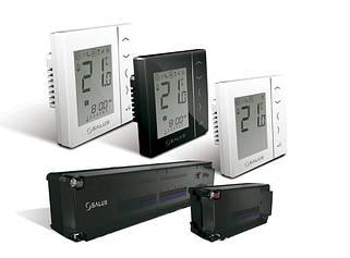 Програматори та кімнатні термостати
