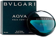 Мужская туалетная вода Bvlgari Aqua pour homme (свежий акватический аромат) AAT