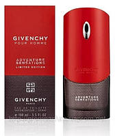 Мужская туалетная вода Givenchy Adventure Sensations (пряный аромат)  AAT