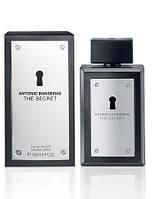 Мужская туалетная вода Antonio Banderas The Secret (пряный восточный аромат)  AAT