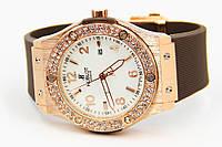 Женские часы Hublot Big Bang Gold Diamonds 003