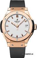 Женские часы Hublot Big Bang Gold Diamonds 012 реплика, фото 1