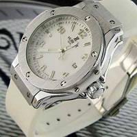 Женские часы Hublot Big Bang Gold Diamonds 008 реплика