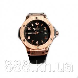 Женские часы Hublot Big Bang Gold Diamonds 011 реплика