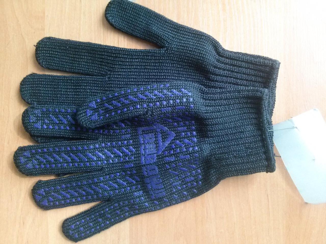 Перчатки трикотажные BUDOWA