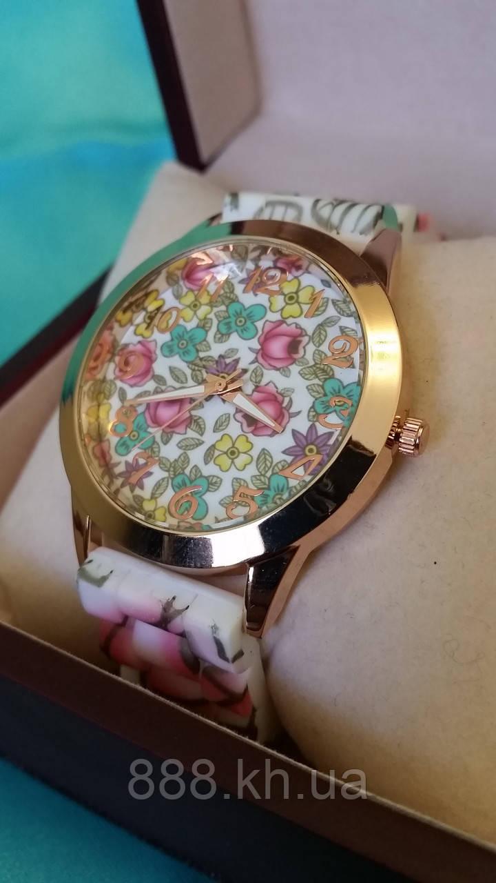 Часы женские GENEVA Platinum 003 реплика