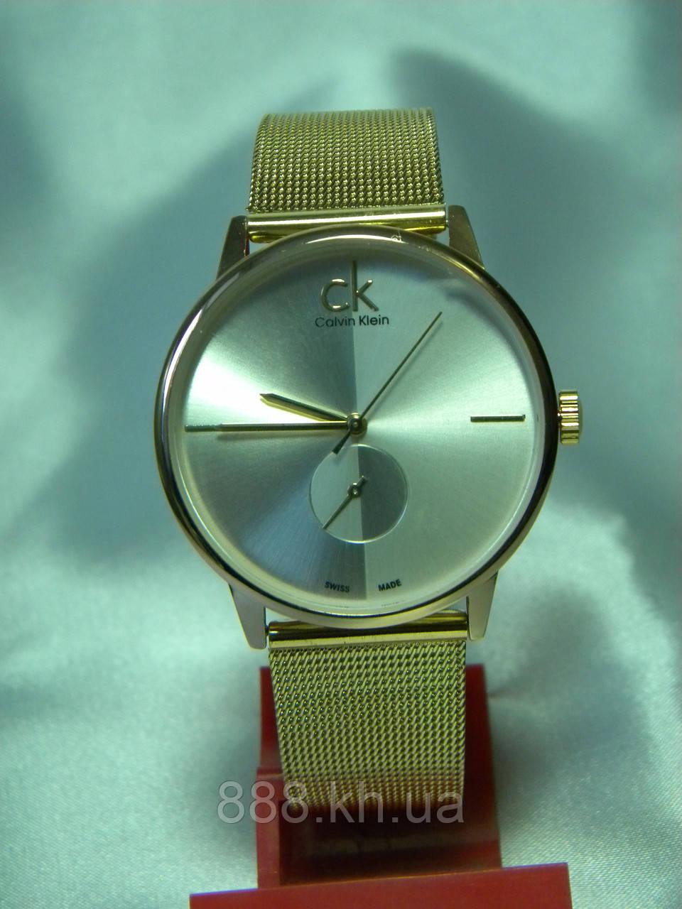 Часы женские Calvin Klein, наручные часы келвин клейн 002 реплика