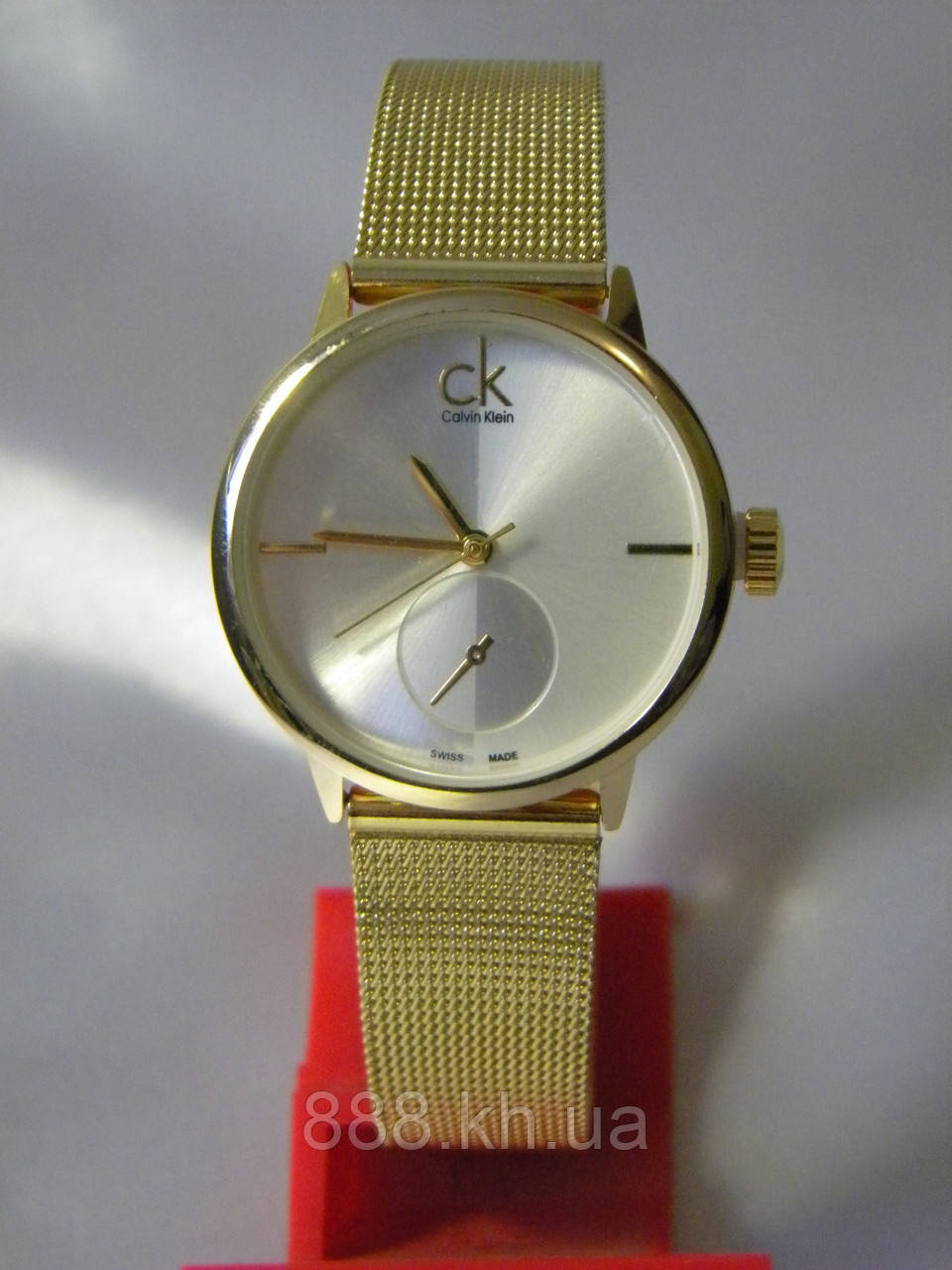 Часы женские Calvin Klein mini 014 реплика