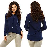 Блузка рубашка женская Ассорти цветов № 183 анд