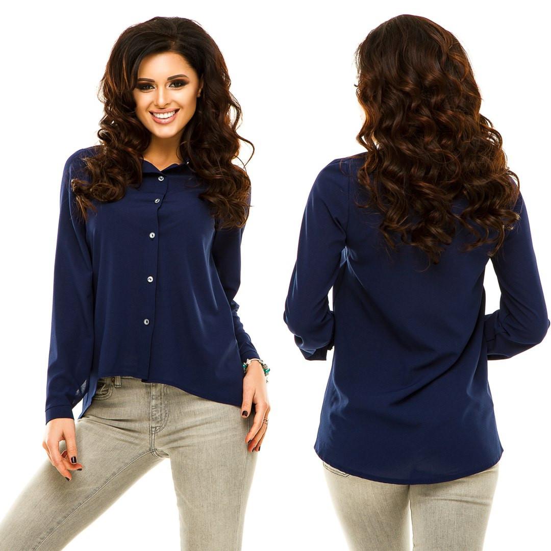 4408ef57e852 Блузка рубашка женская Ассорти цветов № 183 анд - магазин одежды