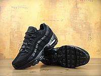 Мужские кроссовки в стиле NIKE Air Max 95 черные