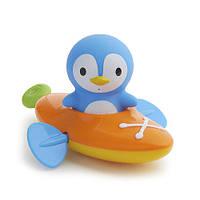 Игрушка для купания пингвин в лодке Munchkin Paddlin' Penguin Toy