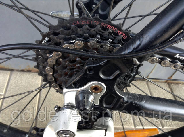 Велосипед бу из Германии Keiiy s Quartz  3eb2b063511ac