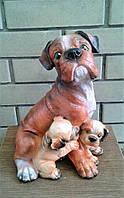 """Копилка """"Собака со щенками"""""""