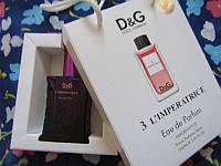 Парфюмированая туалетная вода Dolce & Gabbana 3 L`Imperatrice (Дольче Габбана 3 Императрица) в упаковке 50 мл.