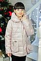 Куртка весенняя для девочки Модница, размер 32 цвет розовый, фото 6