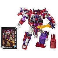 Hasbro  TRA Трансформеры Дженерейшнс: Войны Титанов Вояджер  Autobot Sovereign & Alpha Trion