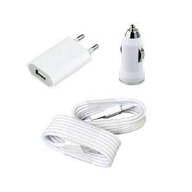 Зарядное и USB кабеля