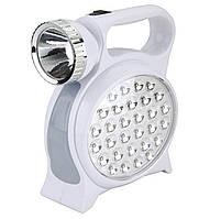 Светодиодный фонарь YJ-6829A, фото 1