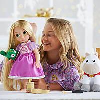 "Collection Singing Rapunzel Doll Gift Set - 16  Набор "" Поющая Рапунцель "" куколка 40 см, огромная коробка"