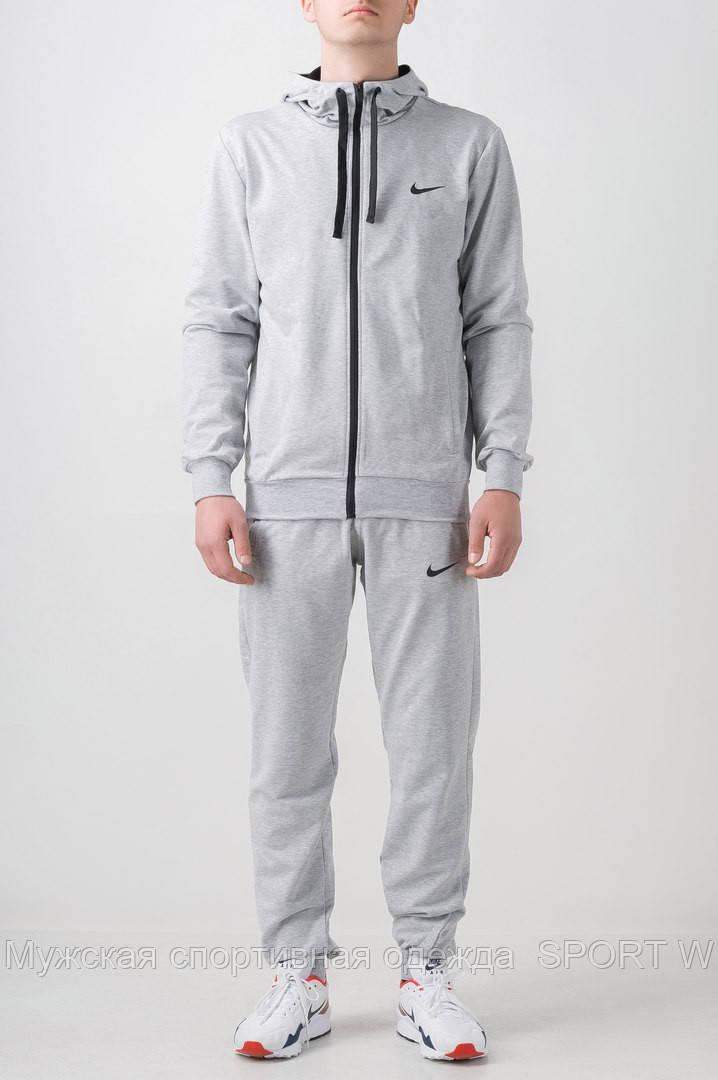 d5530599 Спортивный костюм Nike,серого цвета, на молнии. - Мужская спортивная одежда  SPORT W